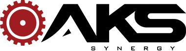 AKS Reel Spares Logo